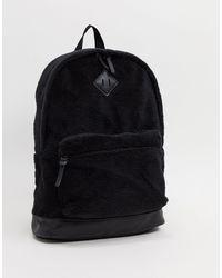 ASOS – Backpack - Schwarz