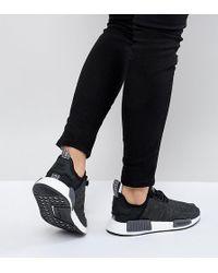 Adidas Originals | Nmd R1 Trainers In Black | Lyst