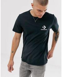 Converse Clothing Star Chevron Tee - Black