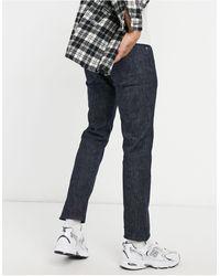 Edwin Ed80 Slim Fit Jeans - Blue