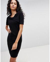 ONLY - Roma Manja Wrap Dress - Lyst