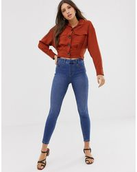 New Look Shaper jegging - Blue