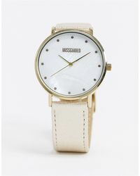 Missguided Analogue Watch - Metallic