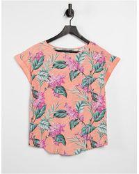 Oasis Floral Top - Multicolour