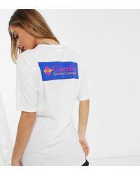 Columbia North Cascades T-shirt - White