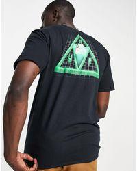 Huf Digital Dream T-shirt - Black