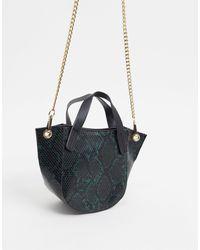 Oasis Mini Tote Bag - Green