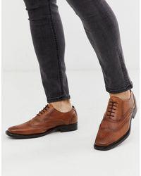 Redfoot - Светло-коричневые Кожаные Броги -светло-коричневый - Lyst