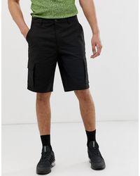 Mennace Utility Shorts - Black