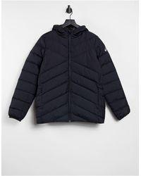 Asics Черная Куртка Performance-черный Цвет