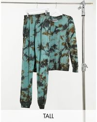 Noisy May Exclusive jogger Co-ord - Green