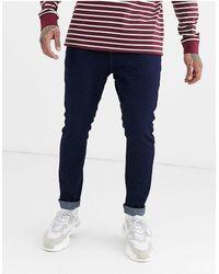 Bershka Super Skinny Jeans - Blue