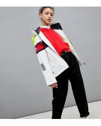 Helly Hansen - Salt Flag Jacket In White - Lyst