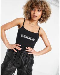Napapijri Box Bodysuit - Black