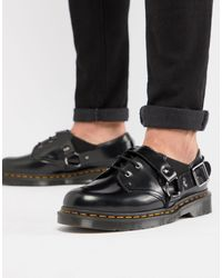 Dr. Martens Черные Туфли -черный