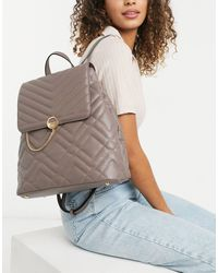 Dune Droo Quilted Backpack - Multicolour