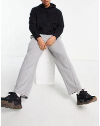 ASOS 4505 Wide Leg jogger - Grey