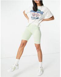 ASOS legging Short - Green