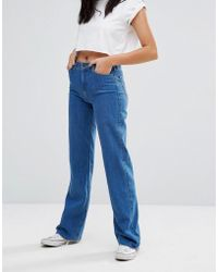 Lee Jeans - High Waisted Wide Leg Retro Jean - Lyst