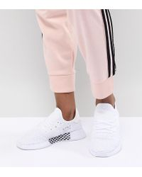 b46c661a17fd9f Adidas Originals Superstar 80s Sneakers In White in White - Lyst