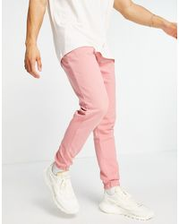 New Look Washed Co-ord Trackies - Pink
