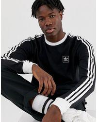 adidas Originals Черный Лонгслив California