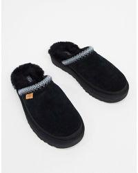 UGG Tasman - Instap-pantoffels - Zwart