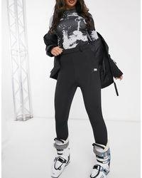 ASOS 4505 Ski Super Skinny Pant With Stirrup-black