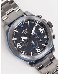 Fossil – FS 5753 – Herren-Armbanduhr - Schwarz