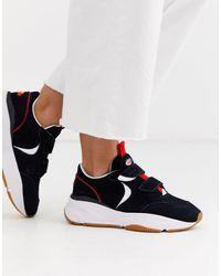 Ellesse Cesana Suede Chunky Sneakers - Multicolor