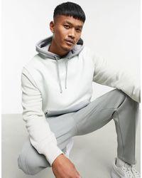 Nike - Hoodie à motif color block - clair/multicolore - Lyst