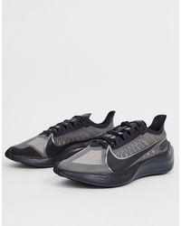 Nike - Черные Кроссовки Zoom Gravity-черный - Lyst
