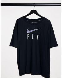 Nike Basketball Fly Swoosh T-shirt - Black