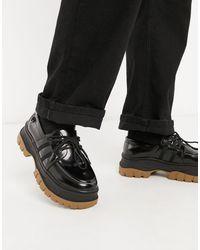 ASOS Boat Shoe - Black