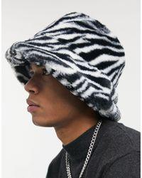 ASOS Bucket Hat - Meerkleurig