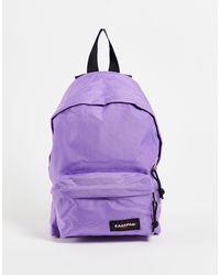 Vans Рюкзак Цвета Виноградного Листа All Around-фиолетовый Цвет - Пурпурный