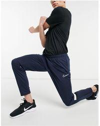 Nike Football Nike Soccer Academy Sweatpants - Blue