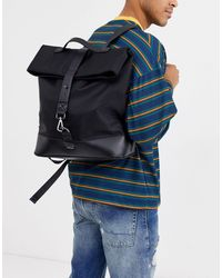 Dune Lewis Backpack - Black