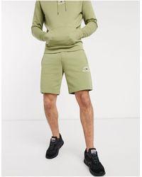 Tommy Hilfiger Зеленые Трикотажные Шорты С Вышитым Логотипом И Шнурком -зеленый