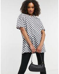 New Girl Order Oversized T-shirt - Grey