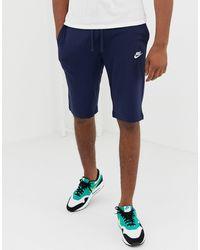 Nike Club Shorts - Blue