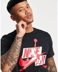 Nike Jordan Jumpman T-shirt - Multicolour