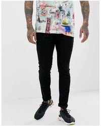 Wesc Alessandro Skinny Jeans - Black