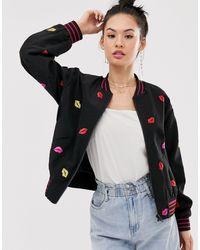 Sass & Bide French Kiss Sports Jacket - Black