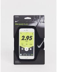 Nike Running Plus Phone Armband - Black