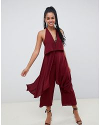 ASOS - Jumpsuit With Multi Layers - Lyst