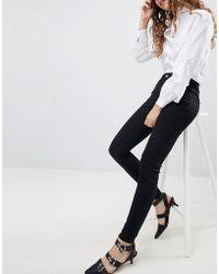 Miss Selfridge | Push Up Skinny Jeans | Lyst