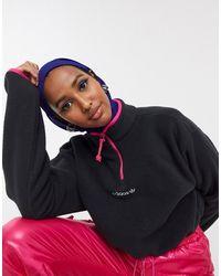 adidas Originals Polar Tech-fleece - Zwart
