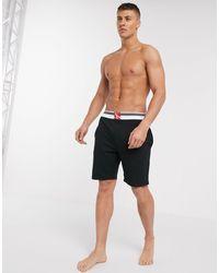 Calvin Klein Черные Шорты От Комплекта Ck One Suit 10-черный