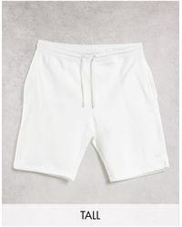 Threadbare - Tall Co-ord Jersey Shorts - Lyst